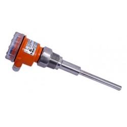 Chave de nível vibratória para sólidos e pós