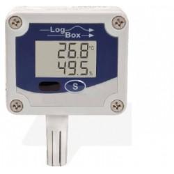Registrador Digital ECR Micro datalogger Umidade e Temperatura