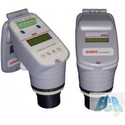 Medidor de nível ultrassônico Compacto ECR