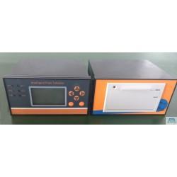 Controlador de batelada com impressora