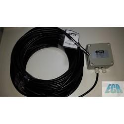 Medidor de nível hidrostático para poços Nano Sonda