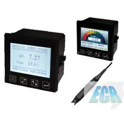 Controlador, medidor e analisador de pH 8500