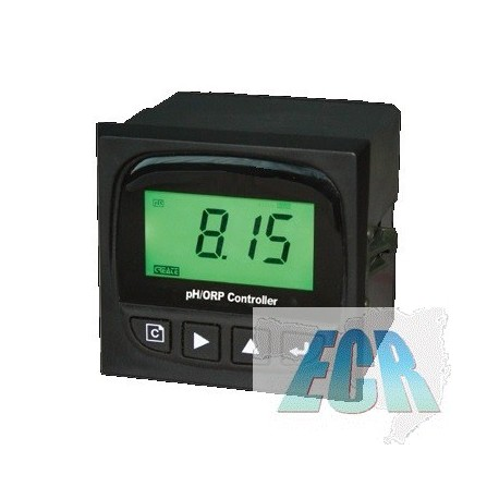 Controlador, medidor e analisador de pH / ORP série 7500