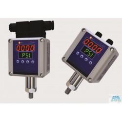 New-Ecopress Manômetro Digital, Transmissor de Pressão e Pressostato