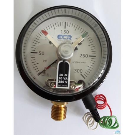 Manômetro Com Contato elétrico