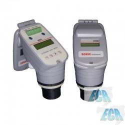 Medidor de vazão ultrassonico para canais abertos